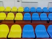 пластиковые сиденья для спортивных и др объектов