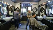 "Mr. Barber"" - настоящий мужской бизнес"
