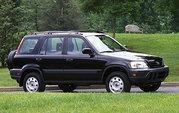 Продам Honda CRV 97 года выпуска коробка автомат